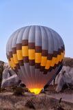 Baloons горячего воздуха в Cappadocia Турции Стоковое Фото