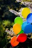 Baloons Fotografía de archivo libre de regalías