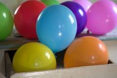 Baloons 库存图片