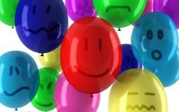 Baloons Fotografia Stock Libera da Diritti