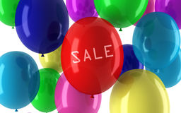 Baloons Photographie stock