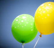 Baloons Stock Image