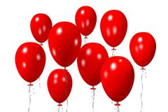 Baloons concept... Stock Photography