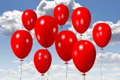 Baloons concept... Stock Photos