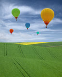 Baloons Royalty Free Stock Photos