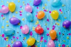 Baloons voor grote stemming stock fotografie