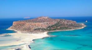 Balos, Крит Стоковые Изображения