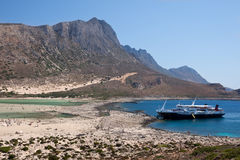 Balos Royalty Free Stock Photo