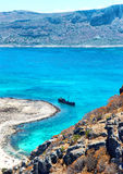 Balos bay Stock Photos