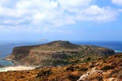Balos bay.Crete.Greece Stock Photos
