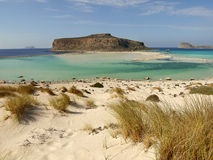 Balos beach Stock Photos