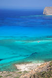 Balos beach Crete Royalty Free Stock Photo