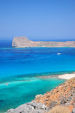 Balos beach Crete Stock Photo
