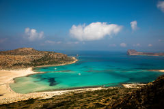 Balos Beach, Crete, Greece Stock Photography