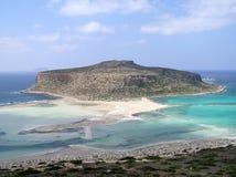 Balos Beach, Crete, Greece Stock Images