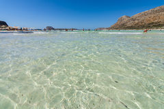 Balos beach. Royalty Free Stock Image