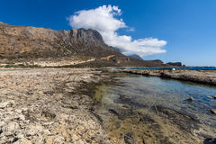 Balos beach. Stock Image