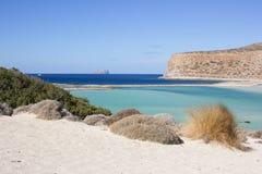 Balos beach  Royalty Free Stock Image