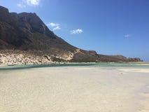 Balos Crete Stock Image