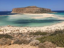 Balos Crete Stock Photos