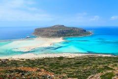 Balos-Lagune, Kreta Lizenzfreie Stockbilder