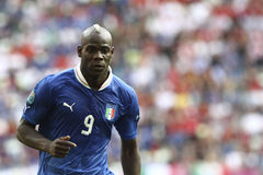 Balotelli Fotografia de Stock Royalty Free