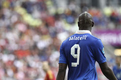 Balotelli Royalty-vrije Stock Foto's