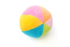 balowa kolorowa miękka część Fotografia Stock
