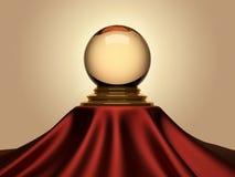 balowa krystaliczna magia Zdjęcie Stock