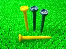 balowego klubu golfowy trójnik Zdjęcia Stock