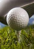balowego klubu golfowy trójnik Obraz Royalty Free