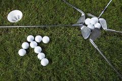 balowego klubu golfowy trójnik Zdjęcia Royalty Free