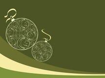 balowi boże narodzenia ilustracja wektor
