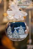 Balowi dekorujący boże narodzenia Obraz Royalty Free