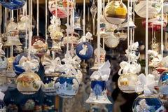 Balowi dekorujący boże narodzenia Fotografia Stock