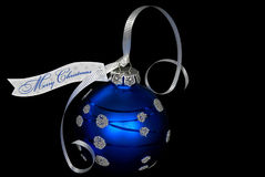 balowy błękit Fotografia Royalty Free