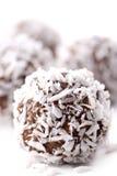 balowy czekoladowy koks Obrazy Royalty Free