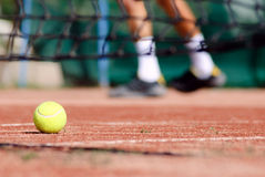 balowy dworski tenis Obraz Royalty Free