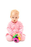 balowy dziecko kolor obraz stock