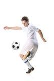 balowy gracz futbolu Obrazy Royalty Free