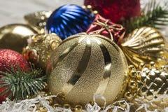 Bals рождества Стоковые Изображения RF