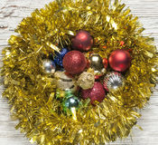 Bals рождества Стоковые Фото