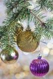 Bals рождества Стоковое Фото