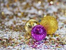 Bals рождества Стоковое фото RF