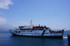 balsa da Inter-ilha Fotografia de Stock Royalty Free