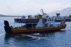 balsa da Inter-ilha Fotos de Stock Royalty Free