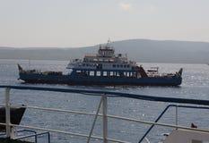 balsa da Inter-ilha Foto de Stock