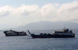 balsa da Inter-ilha Imagens de Stock Royalty Free