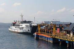 balsa da Inter-ilha Fotos de Stock