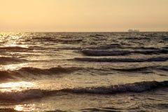 A balsa do mar Foto de Stock